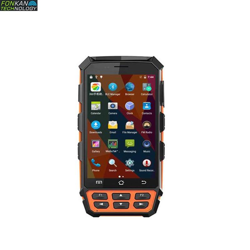 FONKAN Rfid UHF Handheld Reader Android7.0  System Laundry Tag Inventory Reader