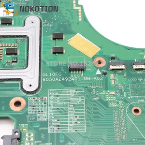 Image 5 - NOKOTION GL10FG 6050A2492401 MB A02 V000288220 1310A2492460 For Toshiba satellite P870 P875 Laptop motherboard SLJ8E DDR3