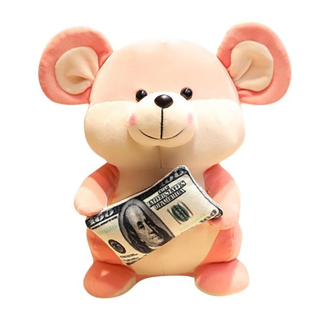 Holiday Gift Lovely Soft Animal Stuffed Plush Toy Home Party Kid Gift Cartoon Kawaii Dolls Girls Birthday Gifts #B