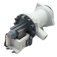 LG Drum Washing Machine Drain Pump Drain Valve Motor Pumping Motor Pump Washing Machine Parts samsung lg roller drum washing machine drainage pump bpx2 111 112 deep well pump wm200010851095wm1065 drain pump motor b20 6