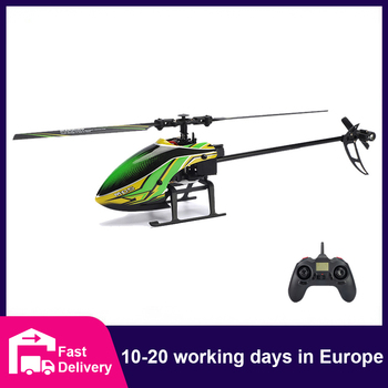 JJRC M05 RC Helicopter 2.4GHz 4 Channel 6-Axis Gyro Stabilizer Altitude Hold Helicopter for Indoor to Fly for Kids and Beginners 1