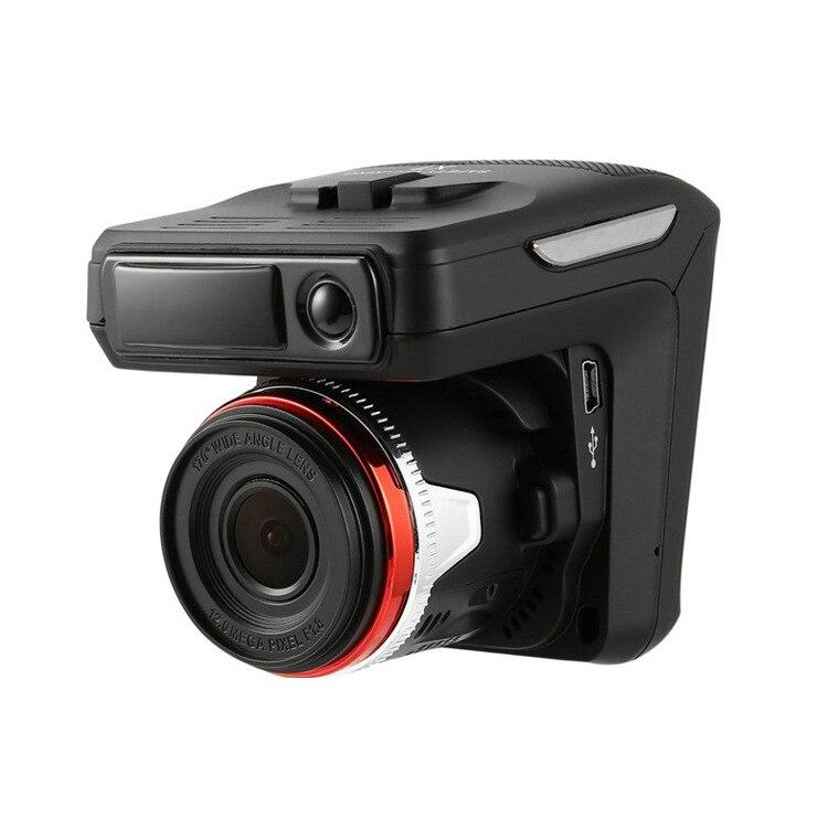 2 In 1 Anti Laser Rilevatore di Auto Dash Cam Car DVR Registratore Della Macchina Fotografica 140 Gradi Dashcam HD 720P Inglese e Russo di Voce - 3