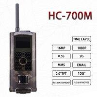 Suntekcam HC 700M Hunting Camera 2G GSM MMS Photo Trap Trail Camera Night Vision Scout Wild Animal boblov trail Camera Chasse