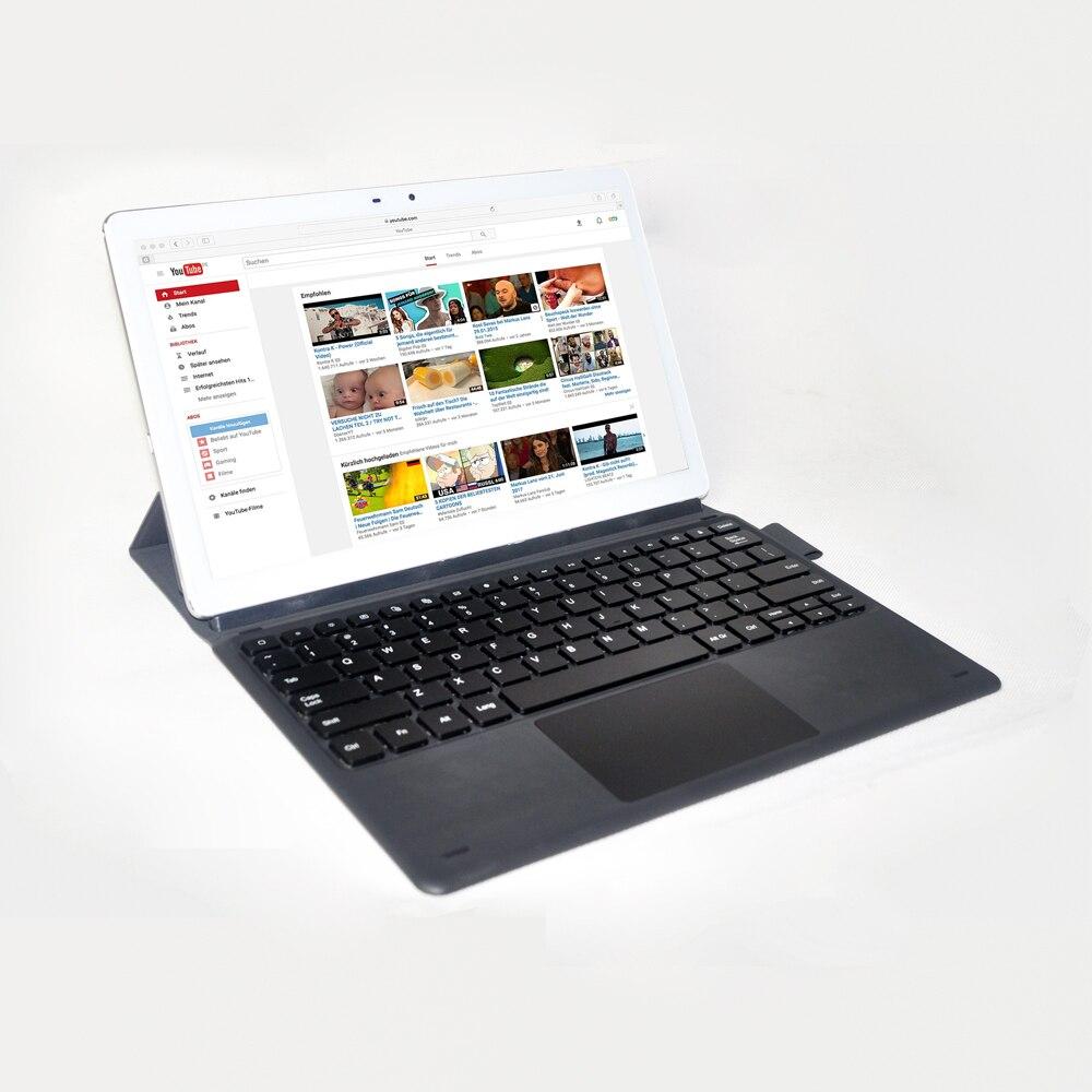 Купить с кэшбэком SIHAWO 8GB ROM 64G ROM 11.6inch Android 8.0 Tablet Pc Helio X27 Deca Core 4G LTE Phone Call GPS Touchpad keyboard 2 in 1 Tablets