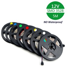 Light Led-Tape Lamp Car-Lamp-Decoration Home-Decor 2835 Smd Flexible Not-Waterproof 60leds/m