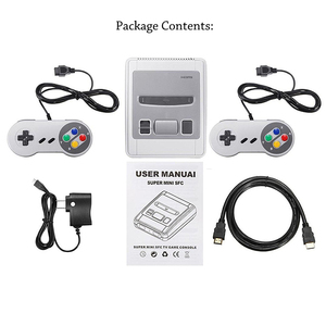 Image 5 - 内蔵 621 ゲームクラシックスーパー HDMI ミニゲームコンソール HD 4 18K 出力テレビハンドヘルドゲームプレーヤーファミリーテレビスーパーファミコンレトロゲーム