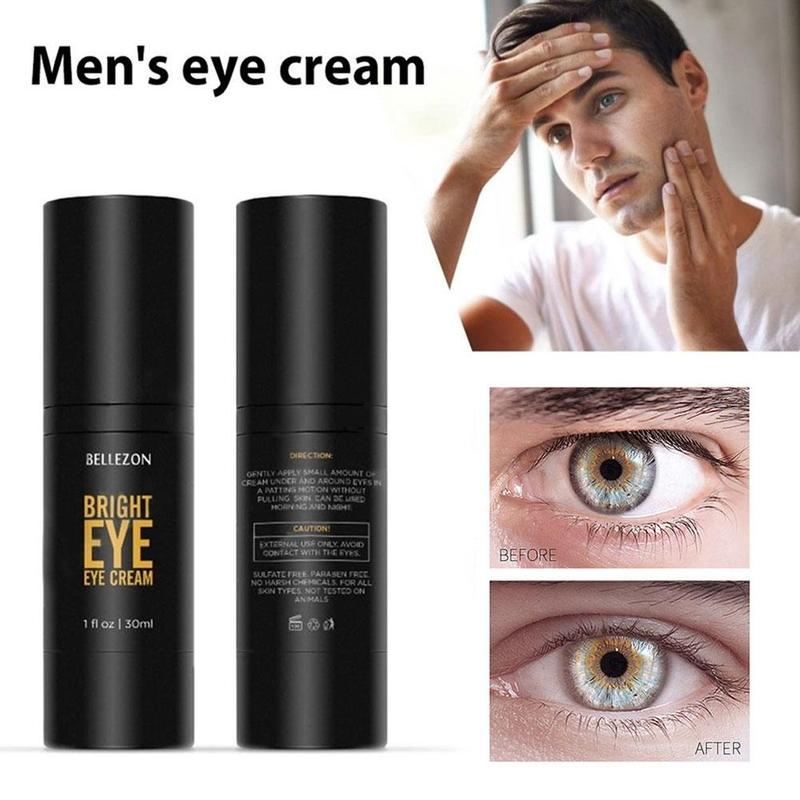 Men Day And Night Eye Cream Anti Wrinkle Firming Eye Cream Remove