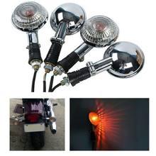Motocykl włącz wskaźnik sygnału migacz Amber światło dla Yamaha XV535 XV920 Virago XVS650 V-gwiazda XVS400 xvs1100 VMAX1200