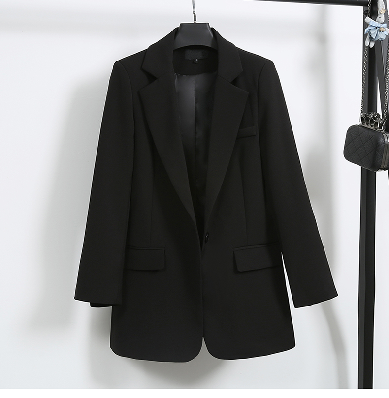 2020 Free Shipping New Fashion Spring Autumn Women Work Wear  Suit Long Sleeve Leisure Slim Version Coat