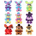 18cm Five Nights At Freddy's FNAF Plush Toy Anime Plushie Foxy Stuffed Animals Doll Peluches Toys for Children Birthday Gifts