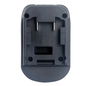 Image 5 - New 20V À 18V Batterie Conversion Dm18M Li Ion Chargeur Adaptateur Doutil Pour Milwaukee Makita Bl1830 Bl1850 Batteries