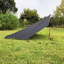 Waterproof Camping Tarp Tent Oxford Multifunctional Picnic Mat Summer Beach Tent Camping Shelter Hammock Rain Cover