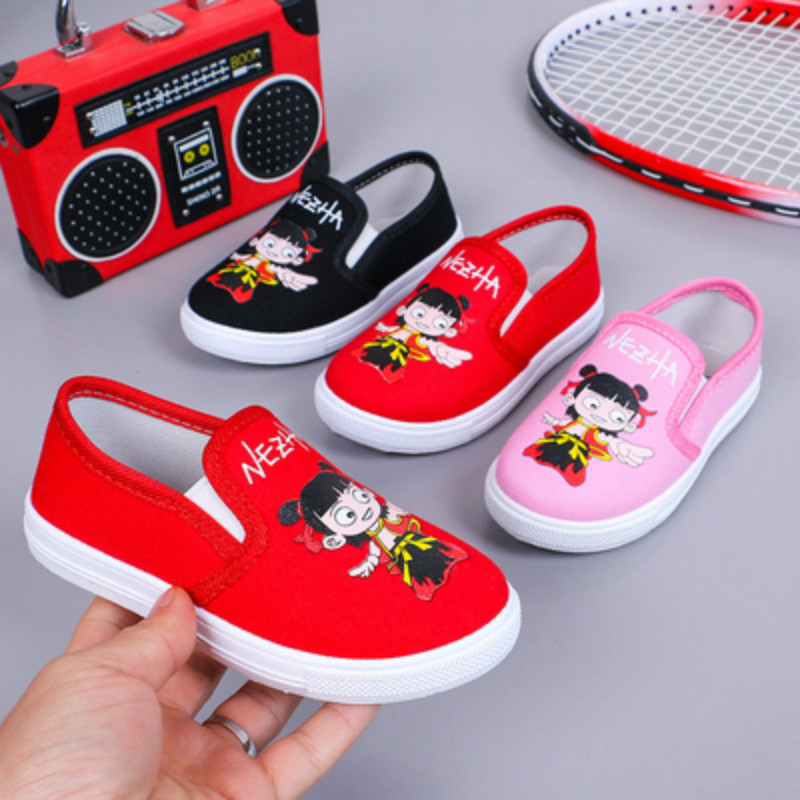 Children Shoes Baby Boys Girls Kids Fashion Soft Cotton Padded Sneakers Running Sports Shoes Kids Loafers Casual Flats