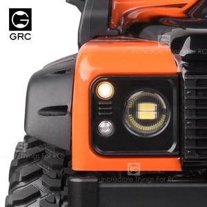 Image 3 - GRC GRC Wireless Linkage SMD Light Set Light Controller 4 Channel Linkage Light Set Suitable for TRX4 T4 Guard Defender