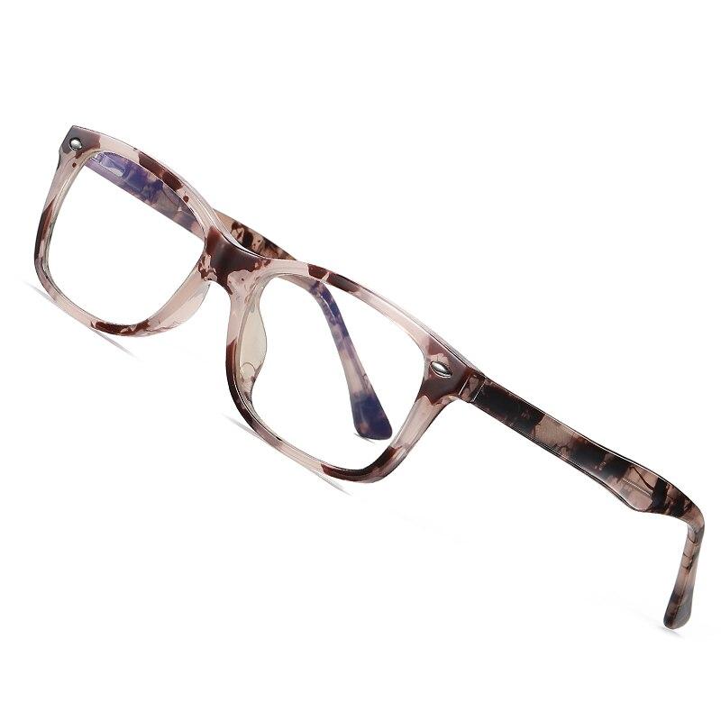 AOFLY BRAND DESIGN 2020 Blue Light Blocking Glasses Female Square Optics Frame Fashion Clear Computer Gaming Eyewear Women Men