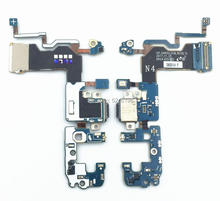 Get more info on the 1pcs Micro USB PCB Charging Charger Dock Port mini Connector Flex Cable For Samsung Galaxy S9 Plus SM-G965U G965U Circuit board
