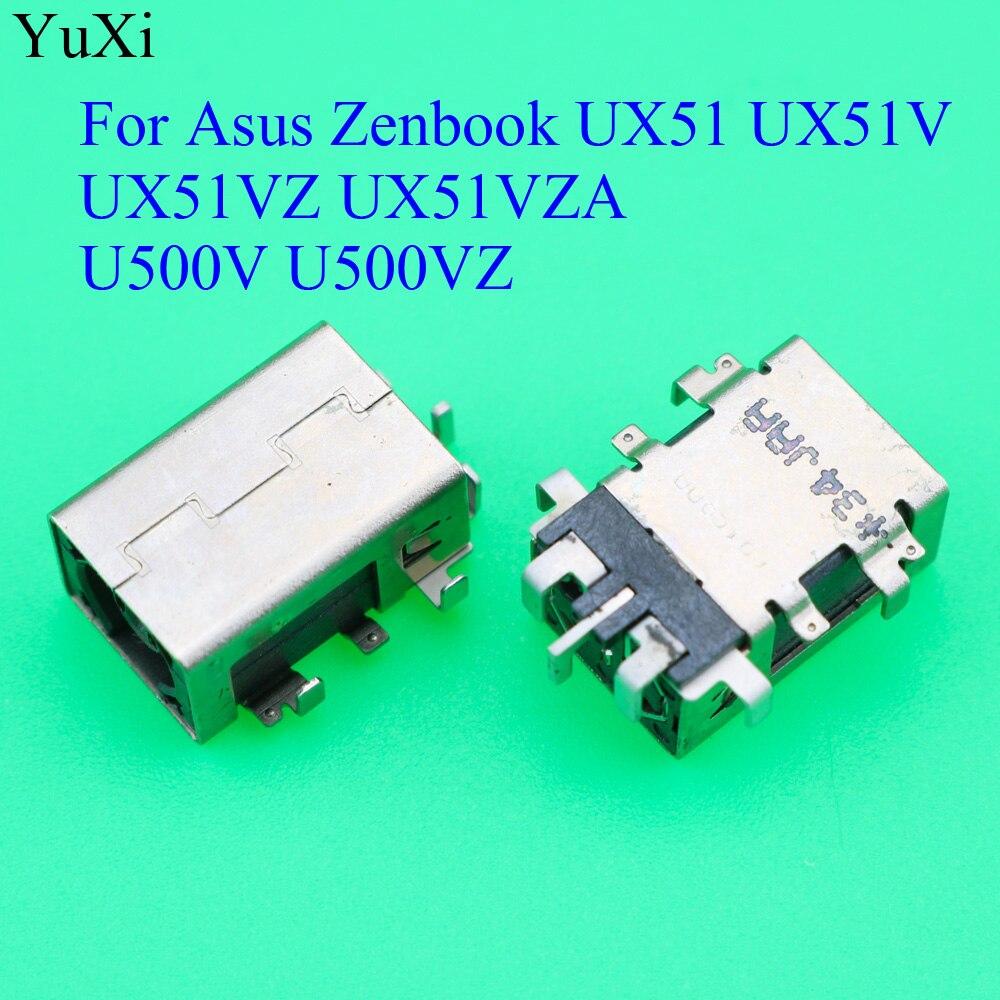 YuXi FOR ASUS ZENBOOK UX51 UX51V UX51VZ U500 U500V U500VZ UX51VZA U500V DC POWER JACK CONNECTOR SOCKET PLUG