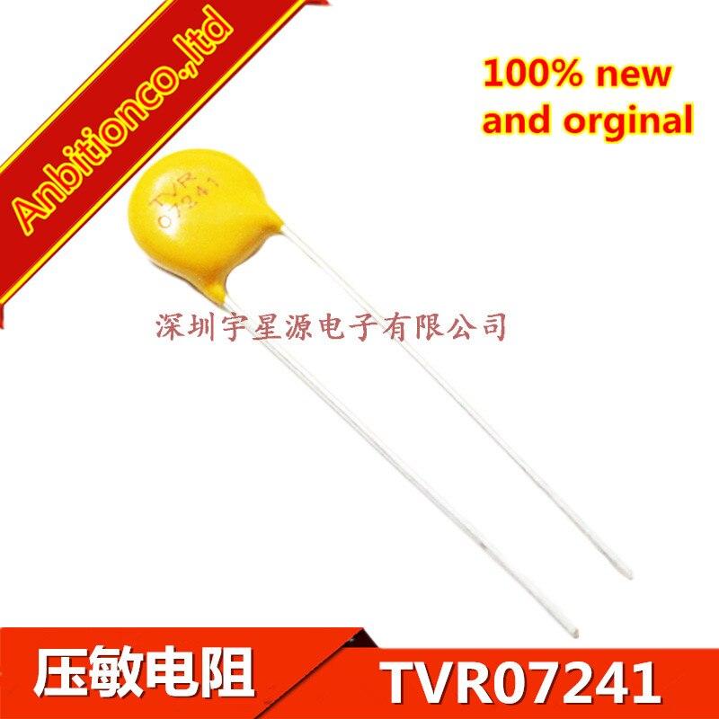 20pcs 100% New Original Varistor TVR07241KSY TVR07241 TVR07241