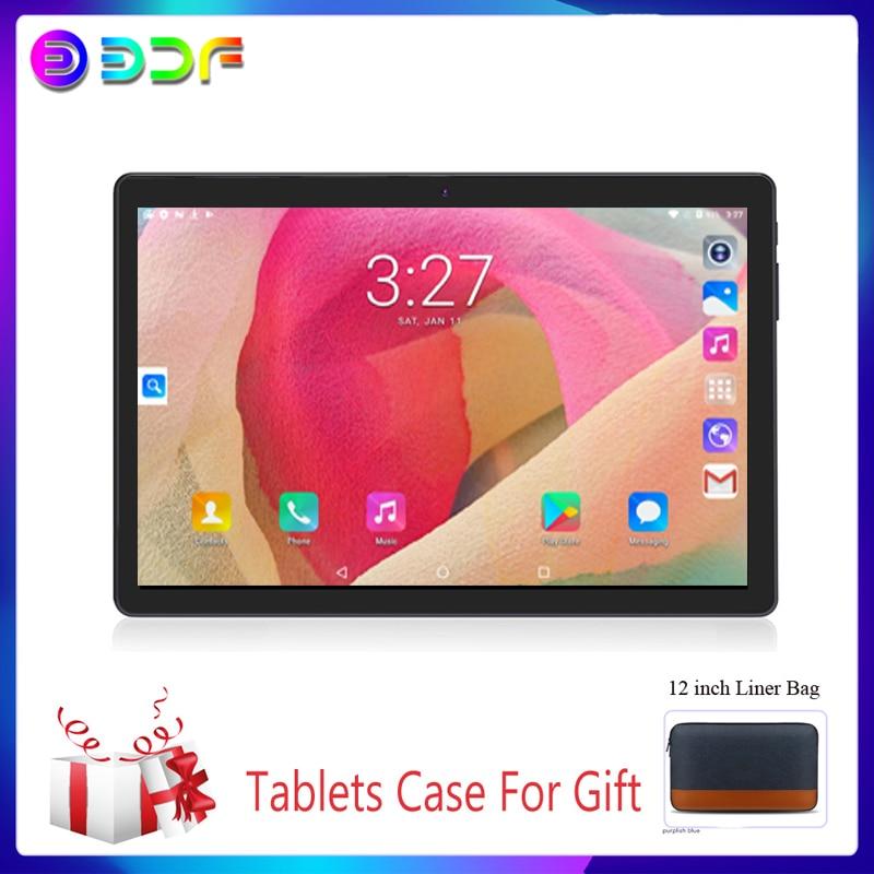 New 10.1 Inch Tablet PC Android 9.0 Fast Google 3G Phone Call 2GB+32GB Quad Core Wi-Fi Bluetooth Dual SIM Original Tablets