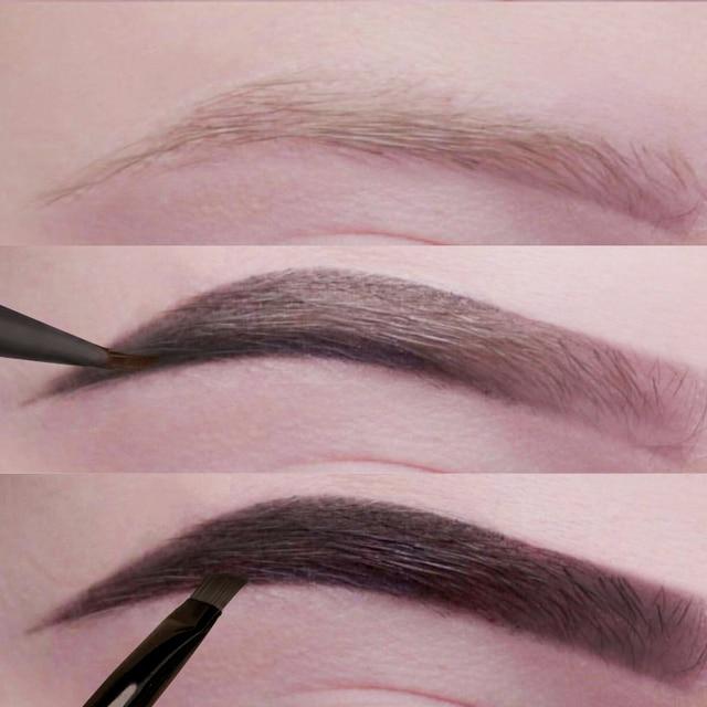 3 Pcs Eyebrow Shaping Stencils Grooming Kit Eyebrow Shaper Set Eye Brow Template Mold Cosmetic Makeup Tools 2