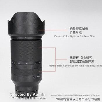 Premium Lens Skin Decal Wrap Film For Tamron 70-180 f2.8 Protector Anti-scratch Sticker - discount item  5% OFF Camera & Photo