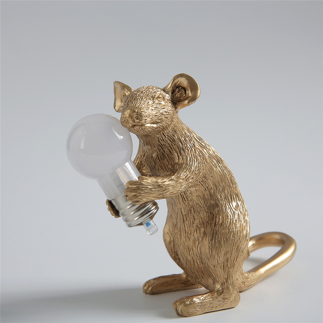 Cordless Mouse Night Light 4