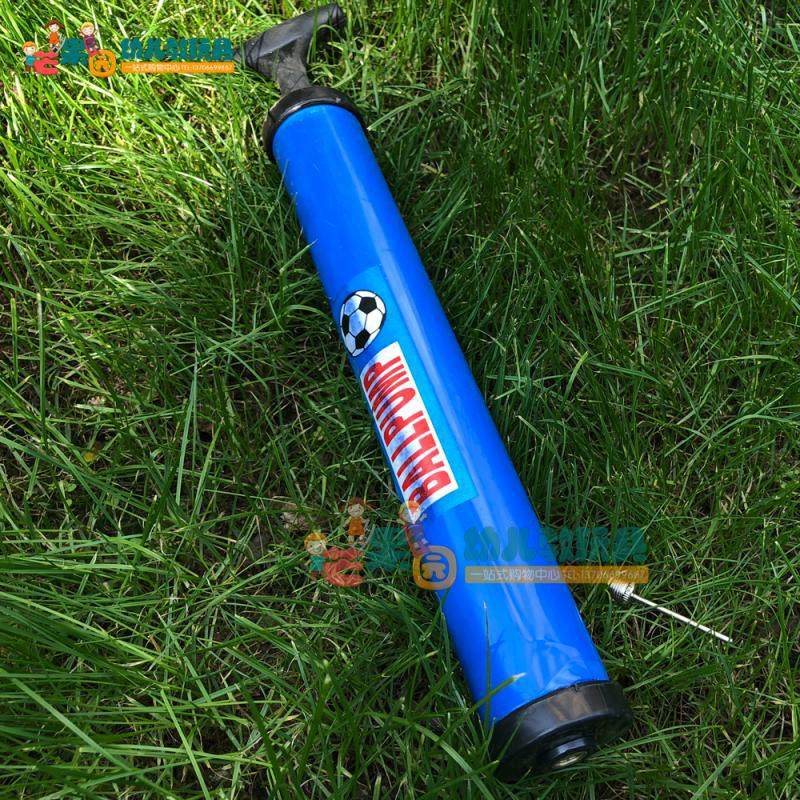 JSH Children Ball Pin Tire Pump Pneumatic Barrel Basketball Football Ball Bike Pump Hand Injection Type Cheer