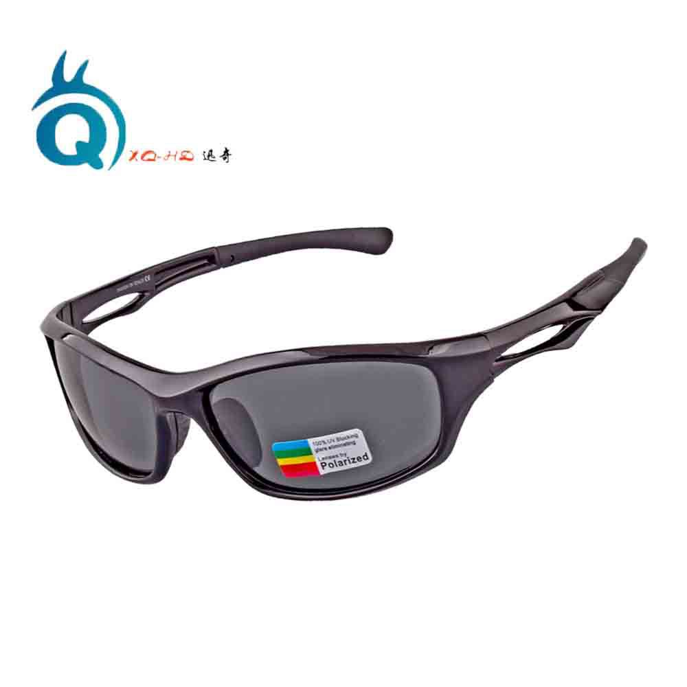 New Style Xunqi Outdoor Sports Glasses Mountain Climbing Riding Sun Polarized Glasses UV-Protection Glasses XQ-503