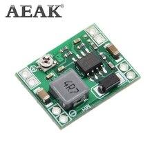 AEAK 5 шт. ультра-маленький размер DC-DC понижающий модуль питания 3A Регулируемый понижающий преобразователь для Arduino Замена LM2596