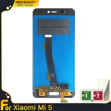 LCD MI 5 Display For Xiaomi 5 Mi5 LCDs Display Touch Screen Digitizer Assembly Replacement Parts(China)
