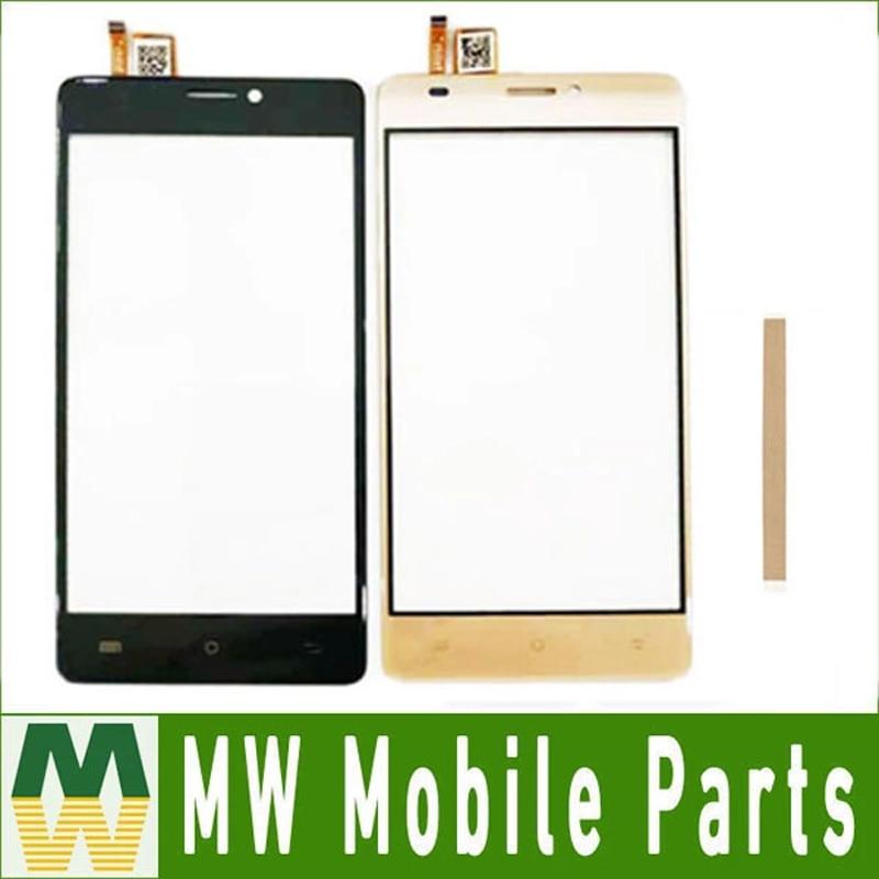 For BQ BQS-5005L BQS5005L BQS 5005L BQ5005L BQ 5005L BQ-5005 Touch Screen Sensor Glass Digitizer Black Color With Tools Tape