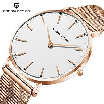 PAGANI DESIGN Women Quartz Watch