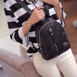 Модный маленький рюкзак Для женщин рюкзак для путешествий, мини сумка 2019 школьная сумка для ноутбука рюкзак для девочки подростка Для женщи...