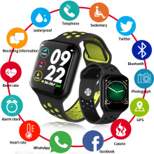 F8 Smart Watch with pressure blood measurement Waistband heart rate counter step Fitness Bracelets Sport Activity Tracker