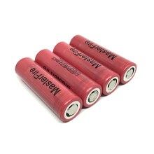 цена на MasterFire 20pcs/lot Original LG ICR18650HE2 2500mah lithium 18650 battery HE2 rechargeable batteries 30A for E-cigarettes