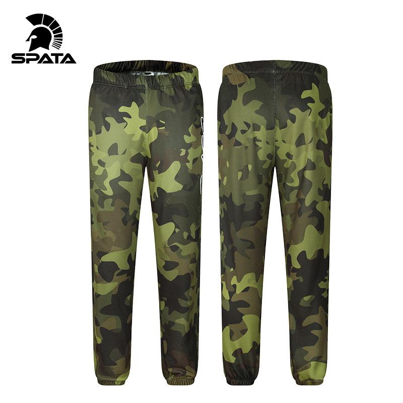 Fishing T-Shirts Long-Sleeve Sun-Protection Anti-Uv Camouflage Mens BASS New Big SPATA