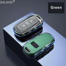 Высококачественный ТПУ чехол для автомобильного ключа с дистанционным
