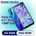 Оригинальные Note10 4 Гб RAM 64 Гб ROM мобильные телефоны 6,0