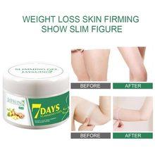 Crème amincissante pour le corps, produit de massage pour la perte de poids, raffermit rapidement la taille et les jambes, brûleur de graisse, efficace
