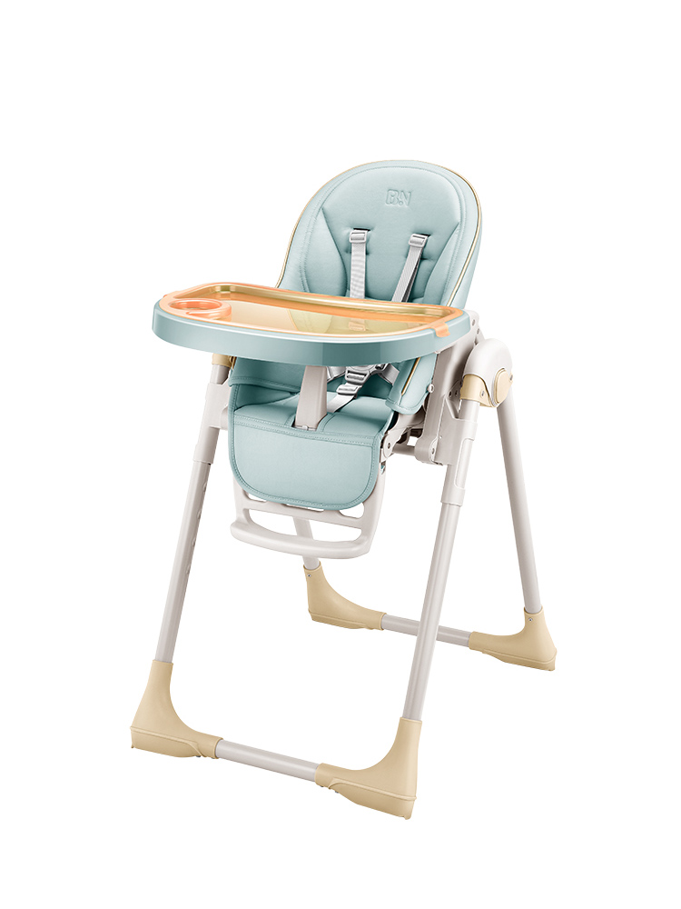 946 Dining Chair Children Dining Chair Multi-functional Foldable Portable Infant Baby Eating Dining Tables And Chairs Seat
