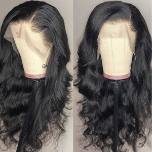 Image 3 - 13x4 Lace Front Wigs For Black Women Long 30 inches Lace Frontal Wig Body Wave 4x4 Lace Closure Human Hair Wigs  Jarin Hair