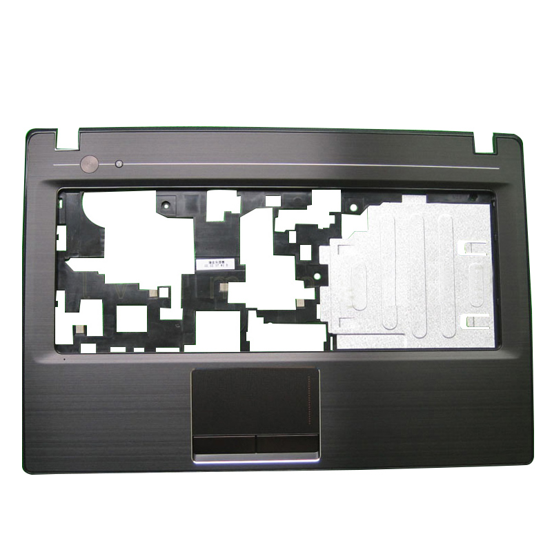New For <font><b>Lenovo</b></font> <font><b>G480</b></font> G485 Laptop Palmrest Upper <font><b>Case</b></font>/Bottom Base Bottom <font><b>Case</b></font> with HDMI Repair replacement parts image