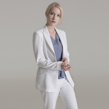 Female business suit fashion interview work clothes temperament female President high regular attire