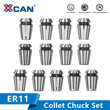 XCAN ER 11 Collet Chuck for CNC Milling Cutter Engraving Machine Spindle Motor Precision Spring Collet Chuck Lathe Tool Holder
