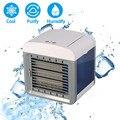 Мини Портативный кондиционер увлажнитель охладитель воздуха Вентилятор охлаждения зарядка через USB кондиционер с воздушным охлаждением д...