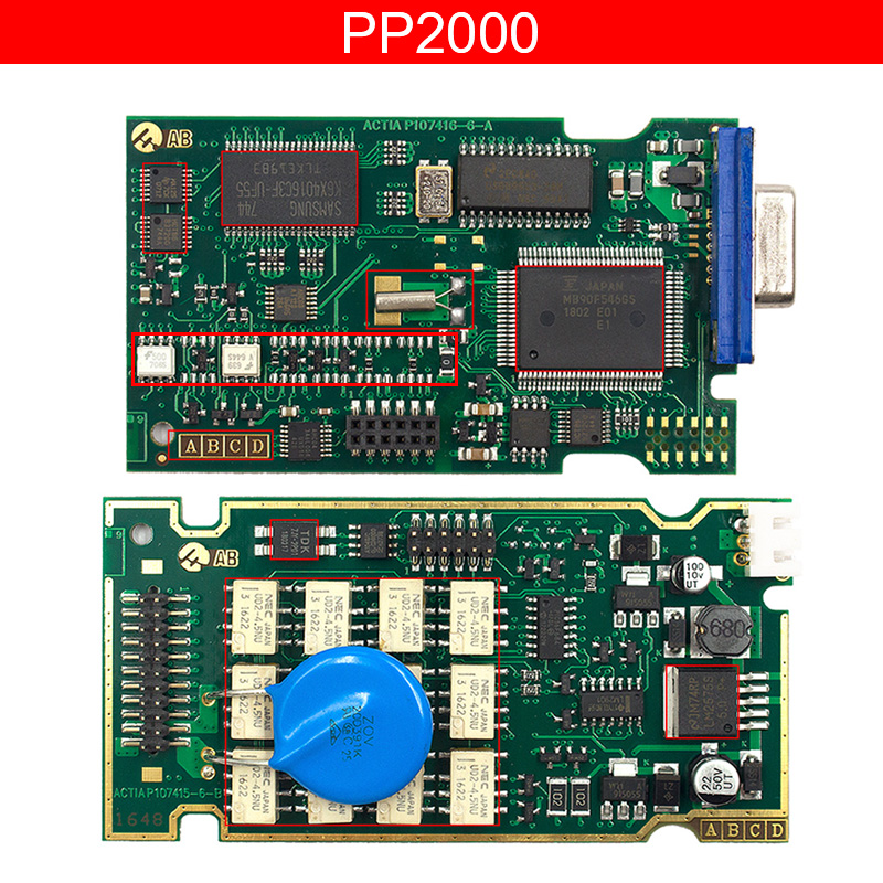 Image 2 - Lexia 3 Full Chip Lexia3 V48/V25 Newest Diagbox V7.83 PP2000 Lexia 3 Firmware for Peugeot for Citroen Diagnostic Tool-in Car Diagnostic Cables & Connectors from Automobiles & Motorcycles