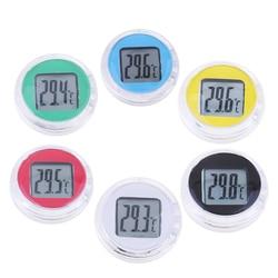 Universal Motorcycle Scooter Temperature Gauge Meter Digital Thermometer