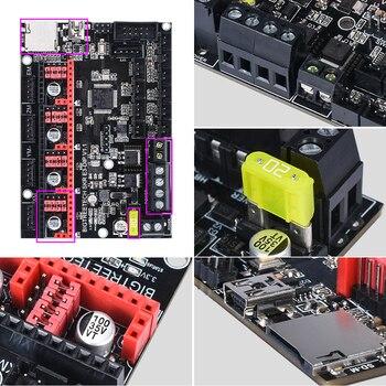 BIGTREETECH SKR E3 DIP V1.1 Control 32Bit Para Ender-3 PRO 3D Piezas De La Impresora TMC2208 TMC2130 Spi Del Cheetah V1.1 Mini E3