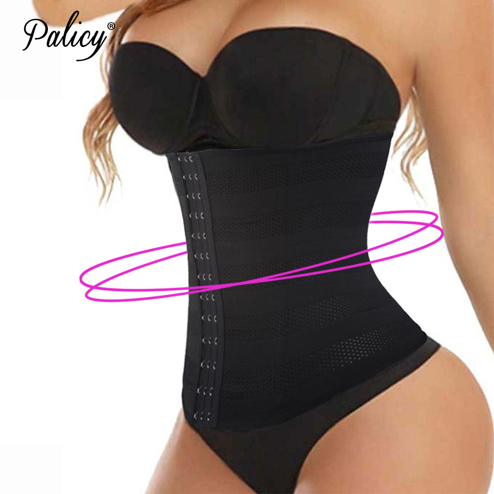 Waist Trainer Belt Corset Steel Boned Body Shaper Women Postpartum Tummy Shaper Sexy Corselet Bustier Modeling Wedding Party