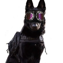 1 PC Adjustable Pet  UV Glasses European Style Cat Dog Anti-Mite Fashion Sunglasses Protection Camping Portable